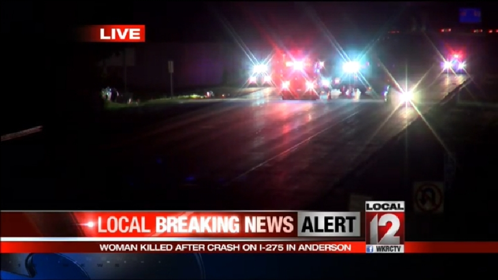 Fatal Accident Closes Down I 275 Friday Night News