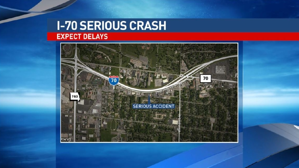 Crews Working Serious Accident On I 70 In Columbia Krcg