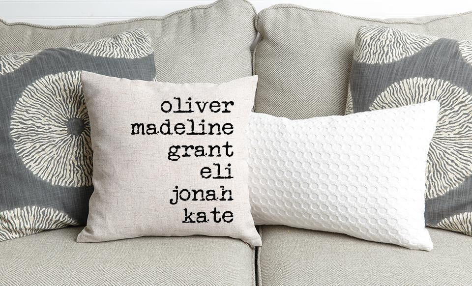 This cute pillowcase basically brands your couch — and your mom will love the personalization.{ } $14.39 @ Amazon. (Image: Amazon){ }