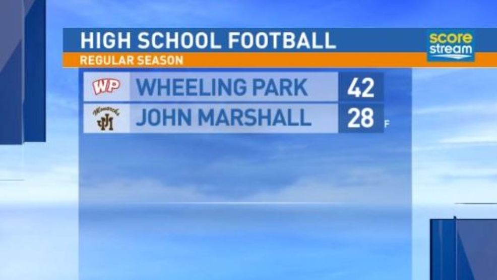 11.3.17: Wheeling Park at John Marshall