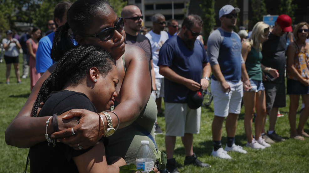 Parents, teachers encouraged to talk with children after mass shootings, natural disasters