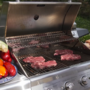 Tips for safe and sanitary grilling