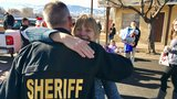 Washoe County Sheriff's Office delivers Christmas to those in need