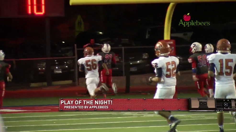 Play of the Night: Bijon Byrd's 60-yard fumble