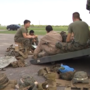 Texas Marines who rescued hundreds in Harvey flood say 'they're family to us'