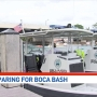 'Twas the night before Boca Bash