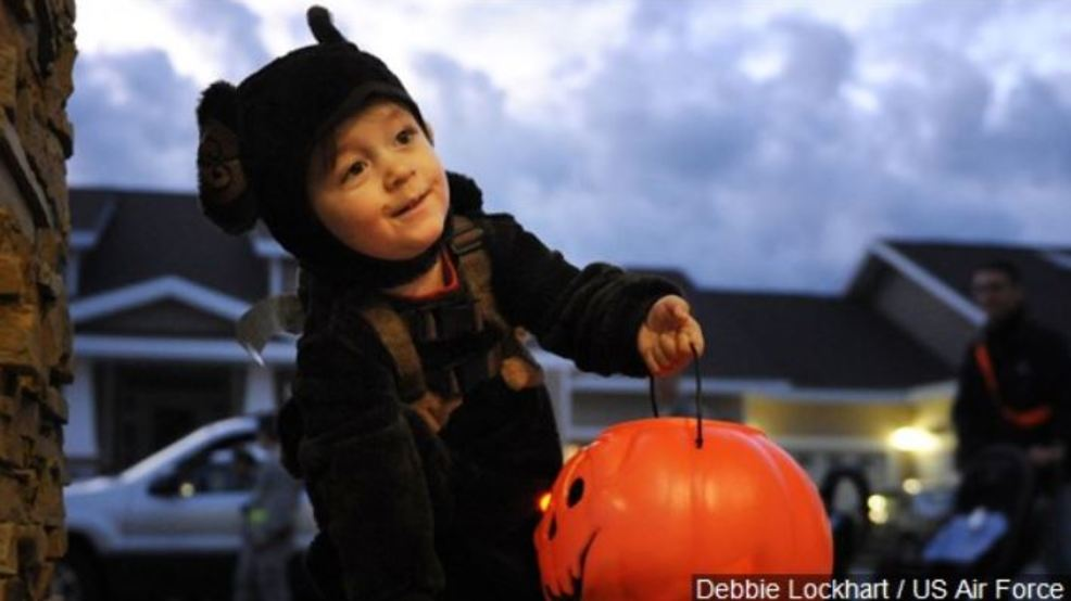 kanawha county communities select day hours for trick or treat
