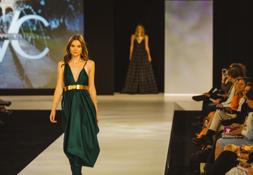 fd4266e564c Photos: Bellevue Fashion Week kicks off with stunning designs from local  artists