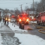Multiple crews called to the scene of house fire in Syracuse