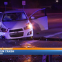 Two seen running from crash in Kalamazoo