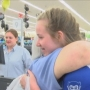 QHS softball team pays it forward at Quincy's Hy-Vee