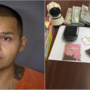 Gang member arrested after drugs, $82K in cash found, say deputies