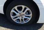 2016 Scion iA wheels