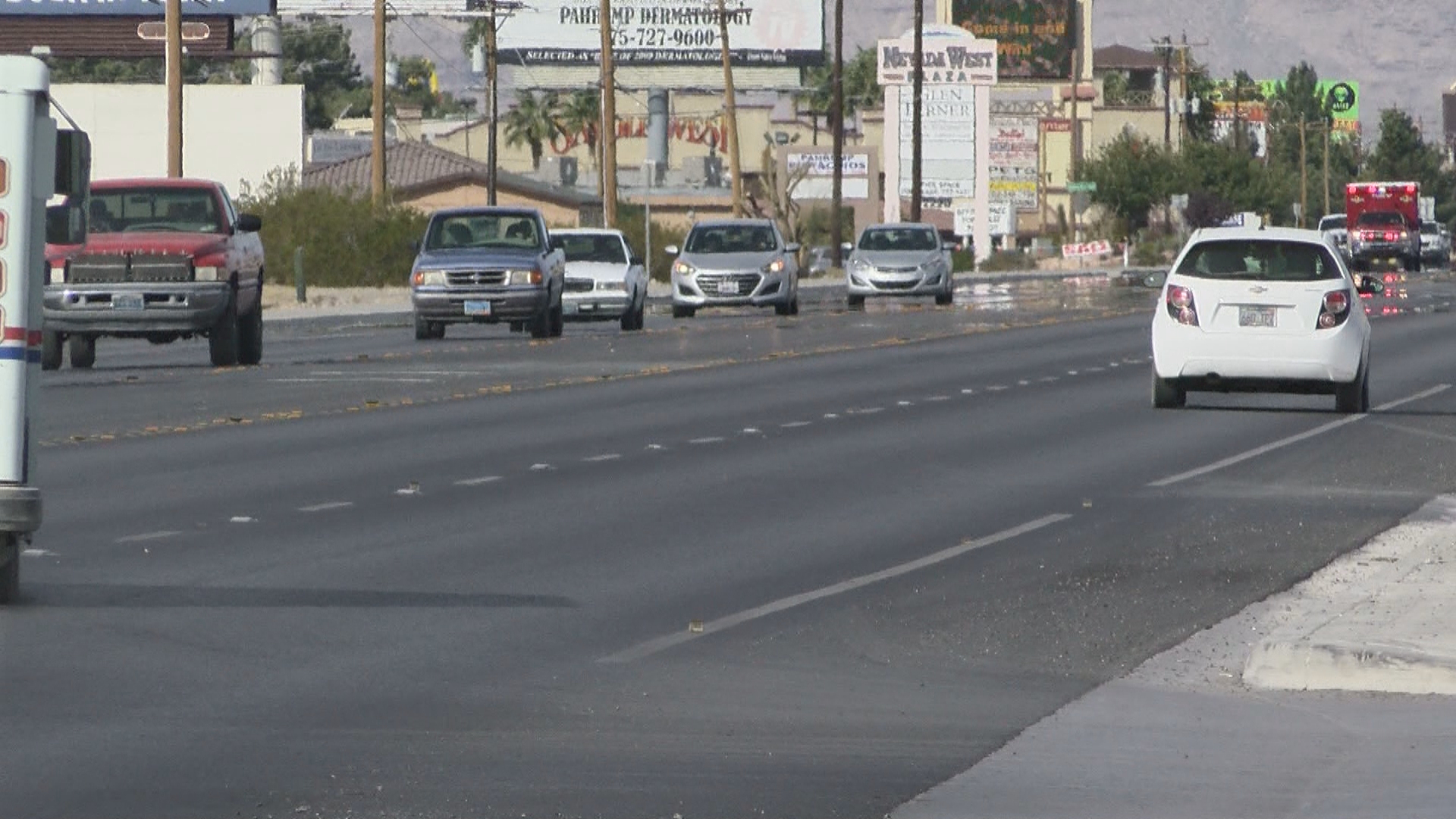 A Las Vegas man, identified by family as Roy McClellan, survived the mass shooting in Las Vegas, only to be killed a few weeks later by a hit-and-run driver on Homestead and Highway 160 in Pahrump. (KSNV)