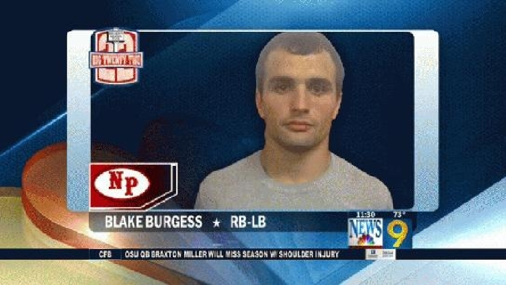 Preaseason Big 22 - Blake Burgess, New Philadelphia