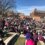 Thousands march for equality at second Women's March on Roanoke
