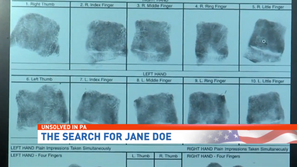 Decades after her death, new DNA technology gives Jane Doe a name | WHP