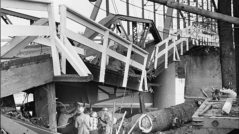 55 years later, Columbus Day Windstorm still ranks as greatest in the Northwest