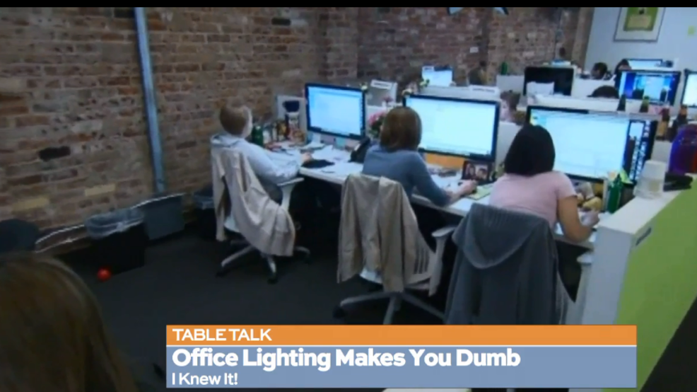 Could lighting be making you dumber? & Could lighting be making you dumber? | WOAI azcodes.com