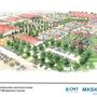 Groundbreaking ceremony for Montgomery County Fairgrounds and Event Center