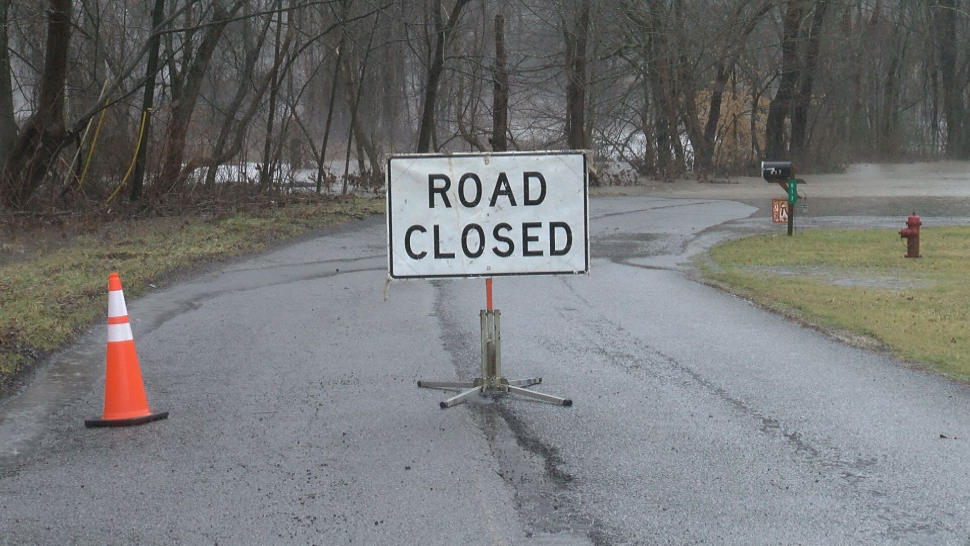 Several roads in Wise County were shut down because of flooding .jpg