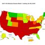 Missouri one of states hit hardest by the flu