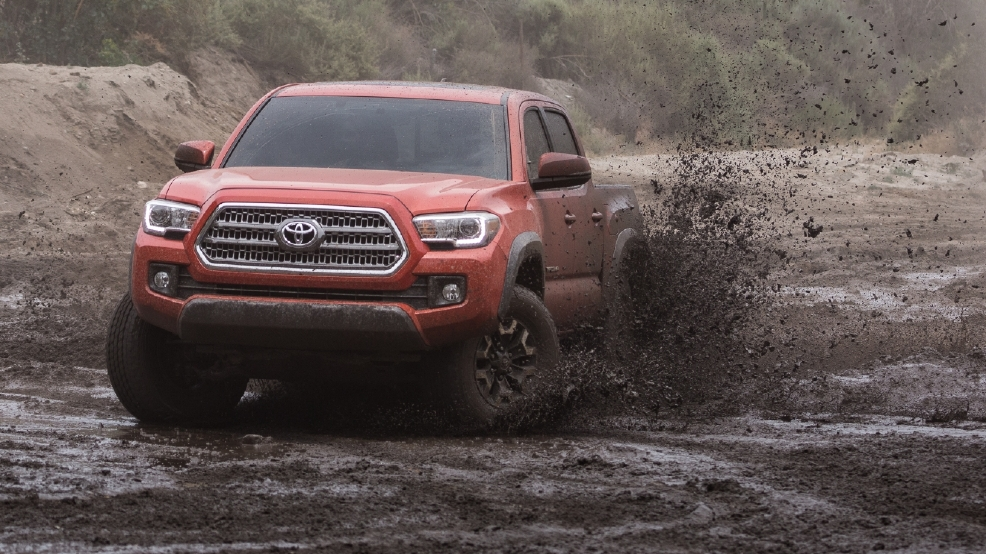 2016 toyota tacoma all new truck gives more amenities multiple configurations wnwo. Black Bedroom Furniture Sets. Home Design Ideas