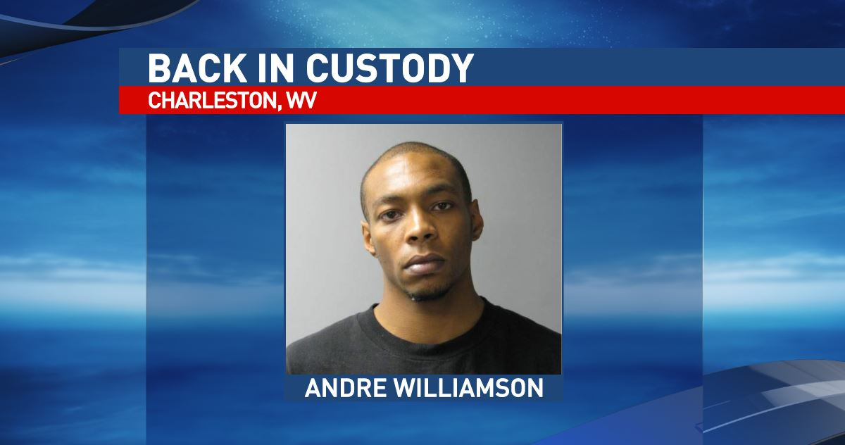 "<p>Andre ""A3"" Williamson, 30, escaped home confinement about 7 p.m. Wednesday. (Charleston Police Department)</p>"