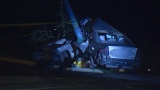 1 killed after car hits utility pole in Kirkland