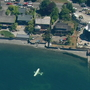 Small plane was on instructional flight when it crashed off W. Seattle