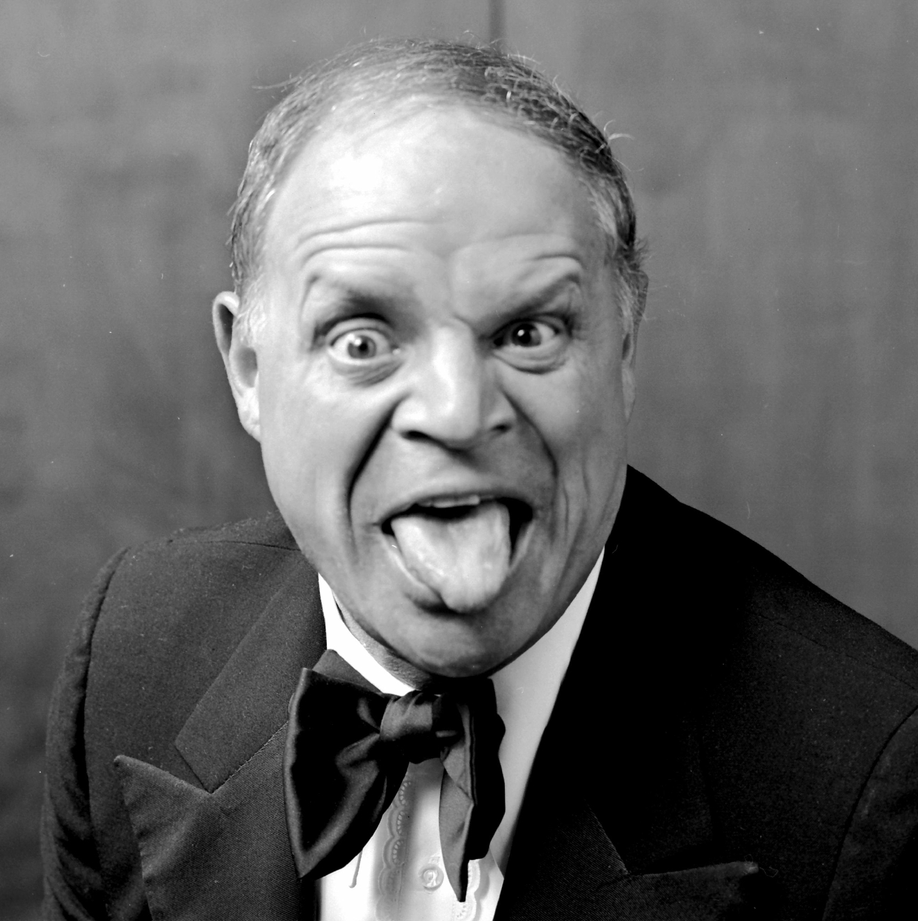 Don Rickles at the Sahara on July 1, 1976. [Las Vegas News Bureau file photo]