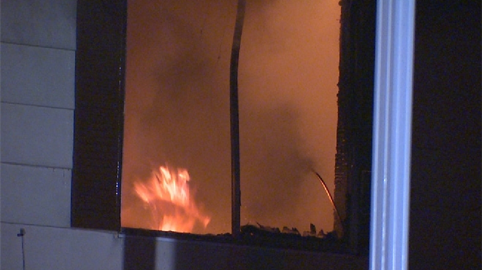 Man Sets Woman On Fire : Police home burns down after man sets woman on fire komo
