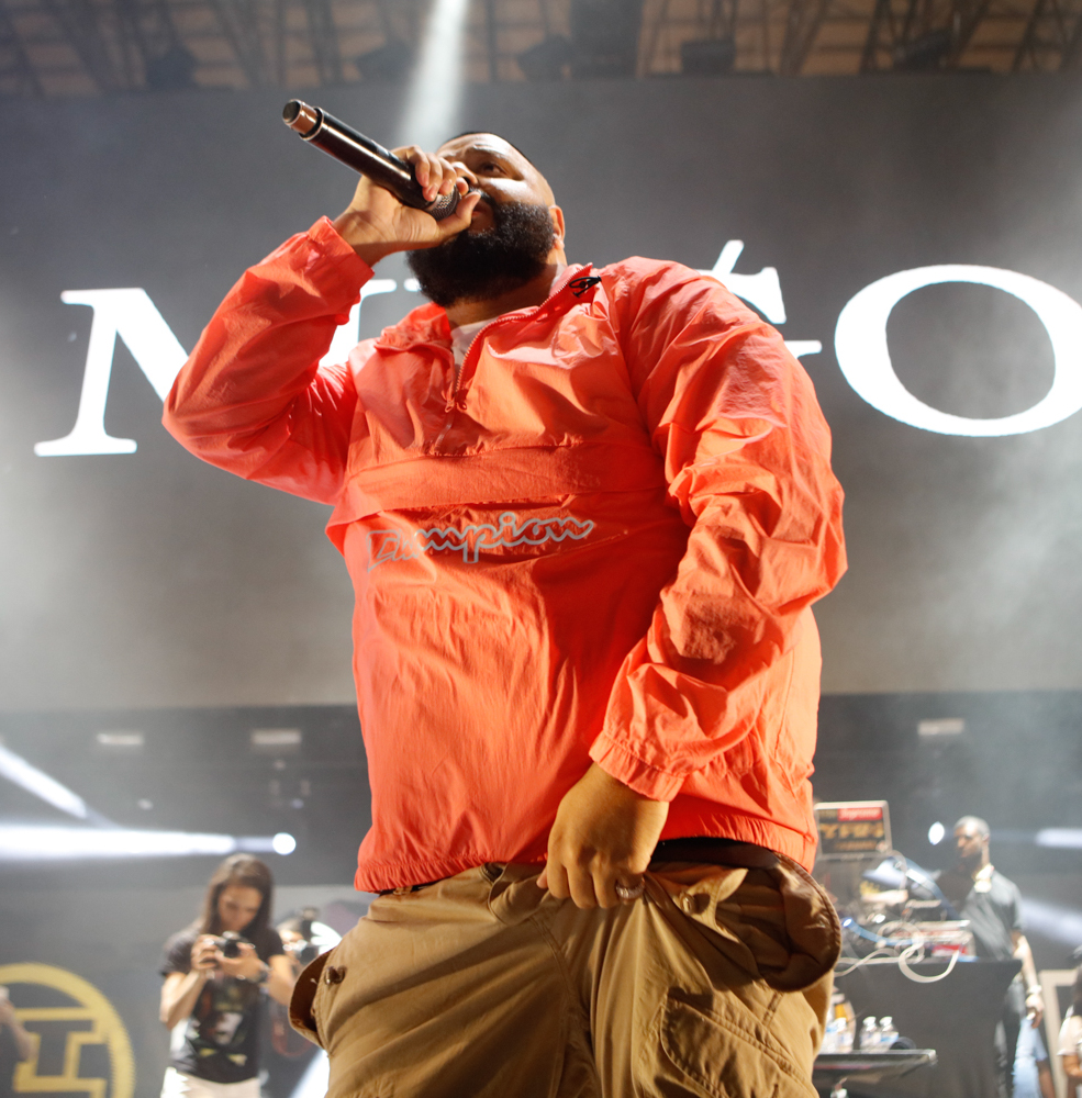 Hot 97's Summerjam 2017 at the Metlife Stadium in New Jersey - Performances  Featuring: DJ Khaled Where: East Rutherford, New Jersey, United States When: 11 Jun 2017 Credit: WENN.com