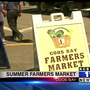 Summer Farmers Market kicks off Wednesday in Coos bay with live music
