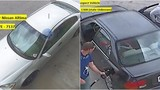 Police: Man steals vehicle while driver goes inside store to pay for gas