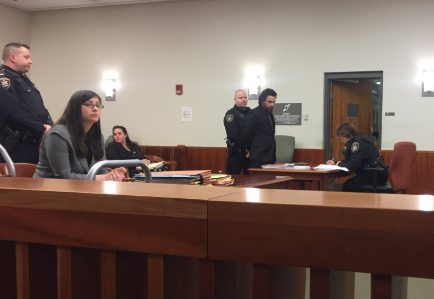 Anthony Saccone was indicted Monday in Onondaga County Court. (CNYCentral Photo){&amp;nbsp;}<p></p>