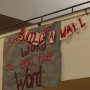 'Build a wall' sign at Forest Grove HS: Free speech?