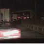 Drivers overwhelmed with semitrailer traffic near El Paso bridges