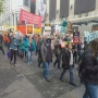 Live traffic, police info for May Day in Seattle
