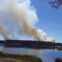 Controlled burn causes smoke, boom near NAS Pensacola