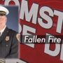 Colleagues mourn loss of fallen fire chief