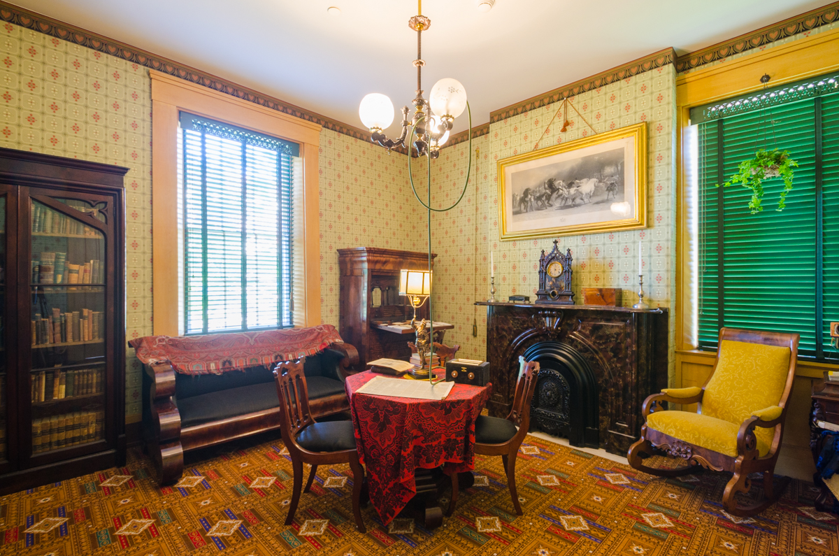 MUSEUM #3: William Howard Taft National Historic Site /ADDRESS: 2038 Auburn Avenue (45219) / DESCRIPTION: The 27th US President's childhood home is maintained by the National Parks Service. Rangers offer free guided tours every 30 minutes. / HOURS: Daily from 8:30 AM-4:45 PM / COST: Free / Image: Sherry Lachelle Photography // Published: 7.12.19