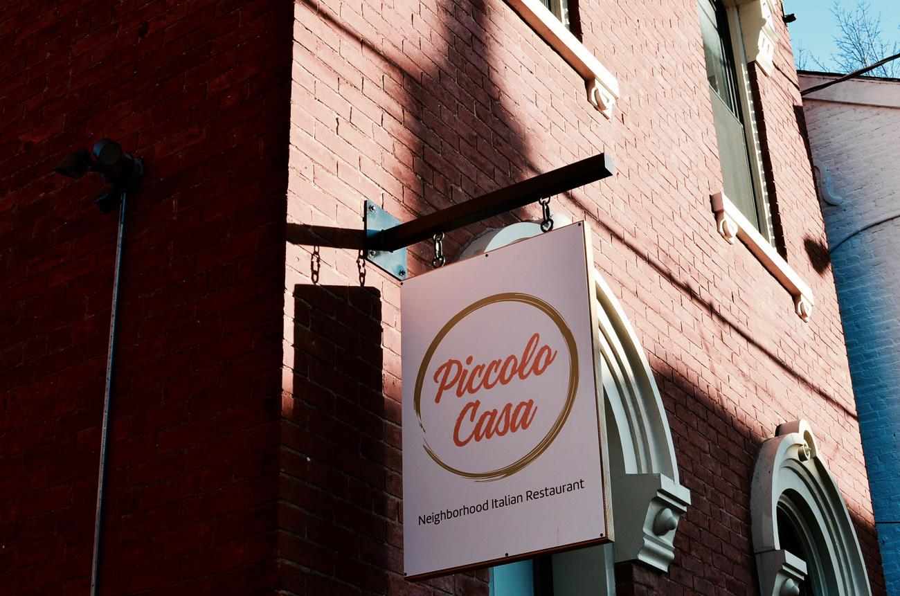 Piccolo Casa is an Italian restaurant located in Covington. The space was previously operated as NuVo, also a Mark Bodenstein concept. ADDRESS: 308 Greenup St., Covington, Ky. 41011 / Image: Leah Zipperstein, Cincinnati Refined / Published: 1.15.17