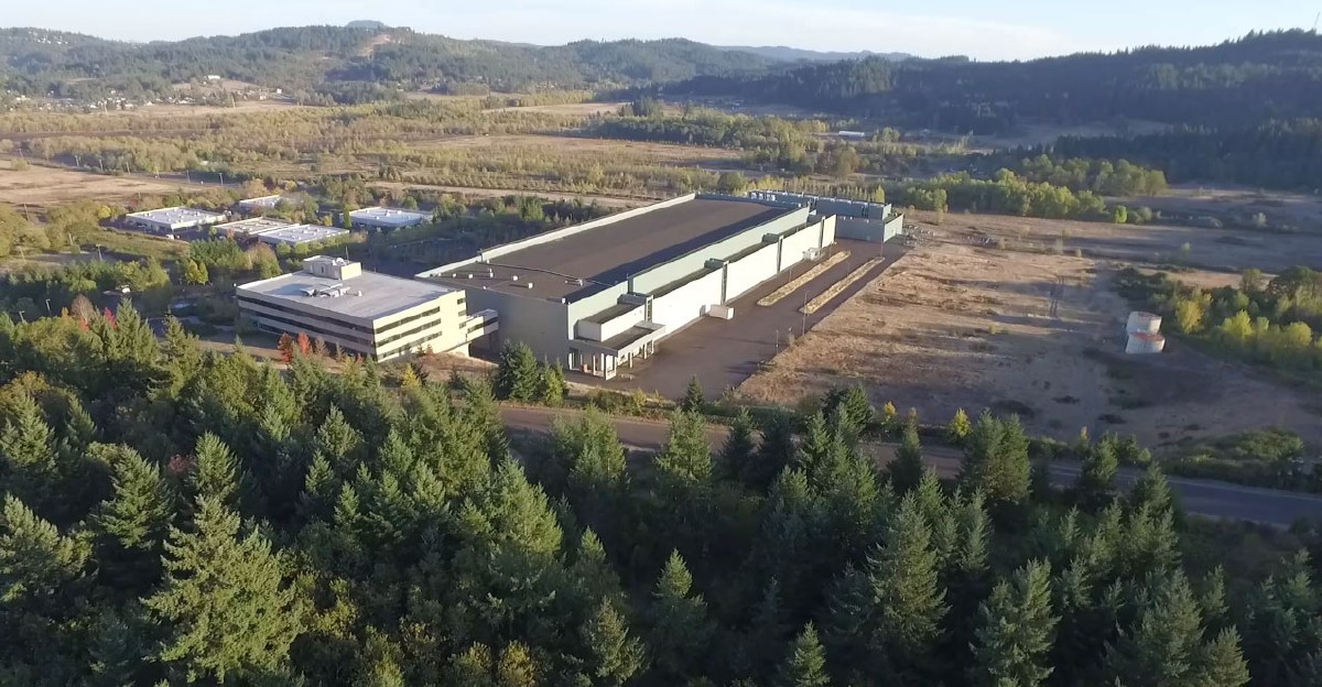 Aerial footage and images of the Hynix property (now Avago Technologies) courtesy Lance Hughes.