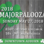 Auburn's Majorpalooza set for Sunday