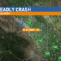 One killed in deadly crash in Coalinga