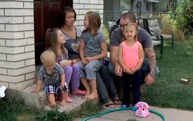 Evanston girls struck by lightning are back home (Photo:KUTV)