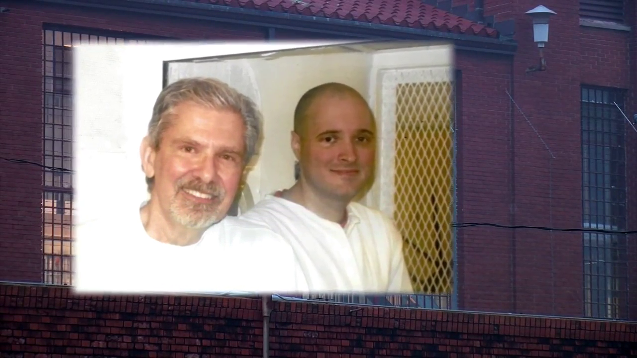 "Thomas ""Bart"" Whitaker was granted clemency just minutes before his scheduled execution Thursday. (CBS Austin)"