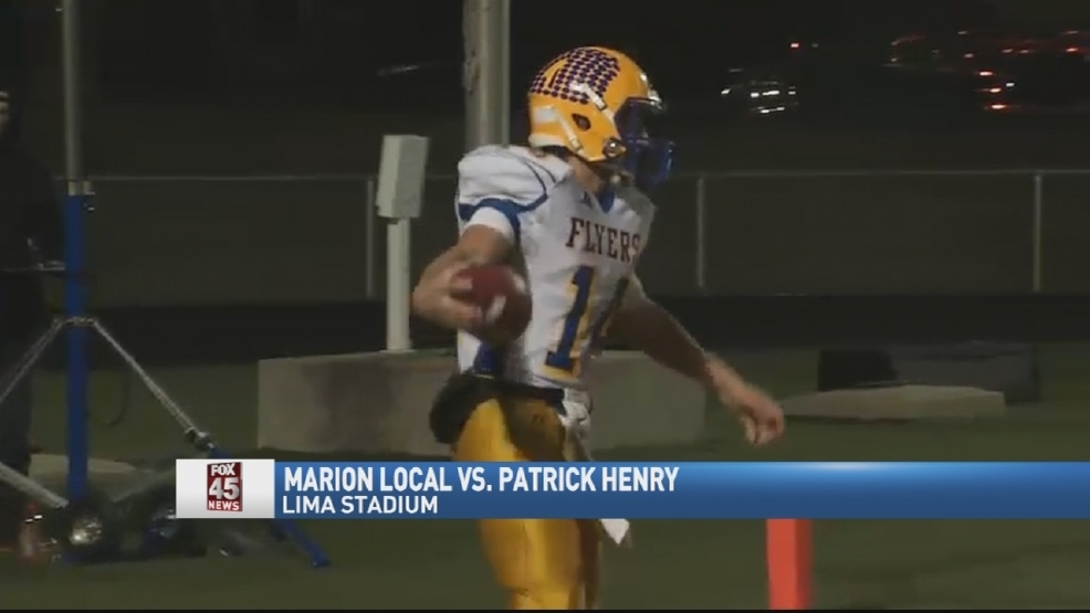 Marion Local knocks off Patrick Henry, Flyers return to state title game
