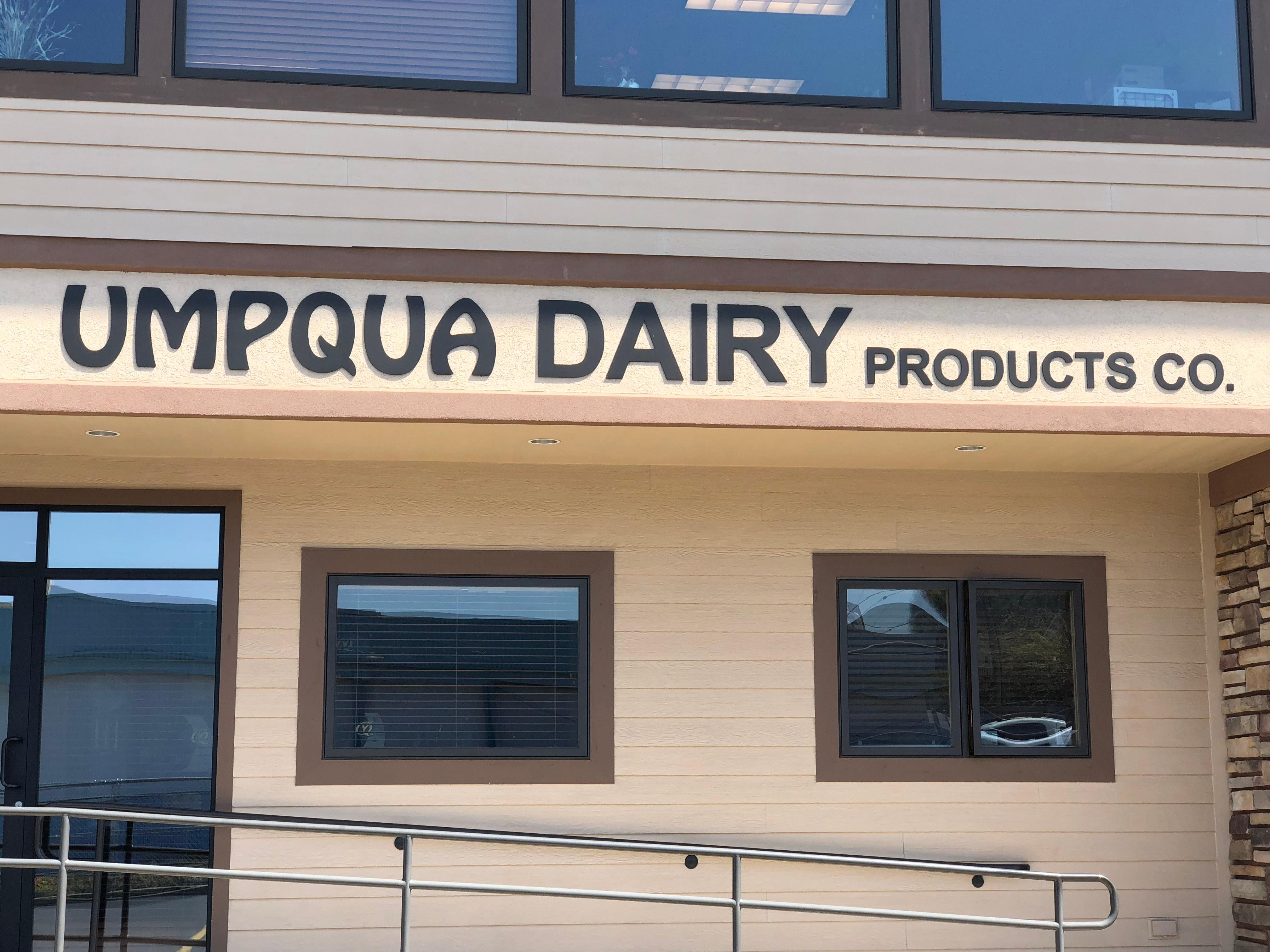 Five of Umpqua's products won best in the region at the 107th annual Oregon Dairy Industries Conference. The company won for Best Cottage Cheese, Sour Cream, Buttermilk, Vanilla Ice Cream and Chocolate Ice Cream. (SBG).